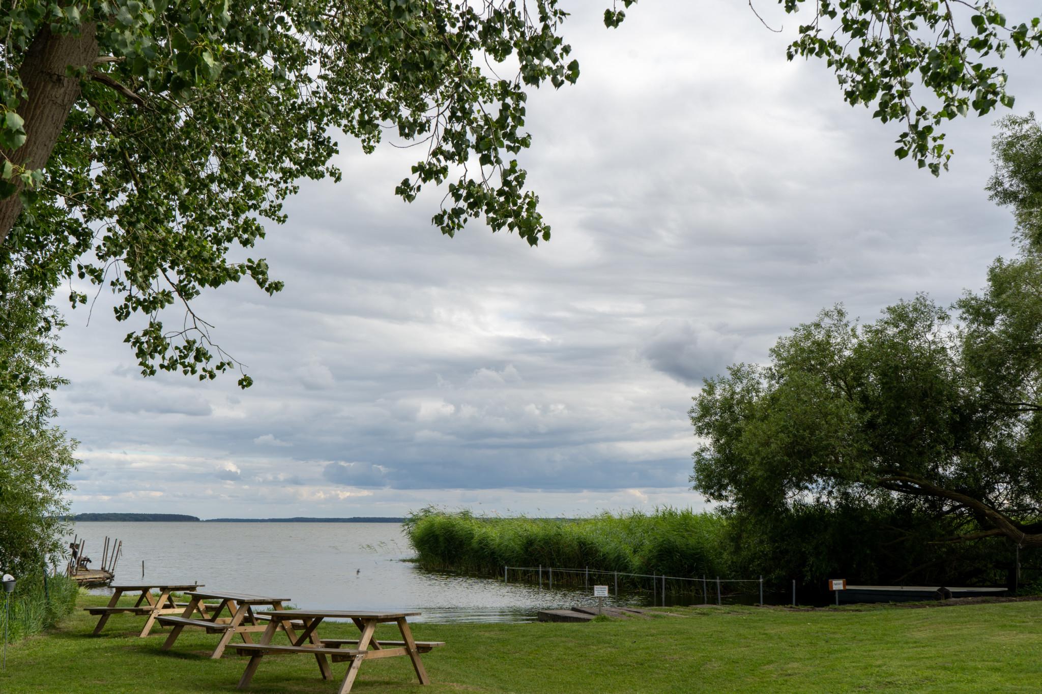Wandern durch das Hinterland von Usedom