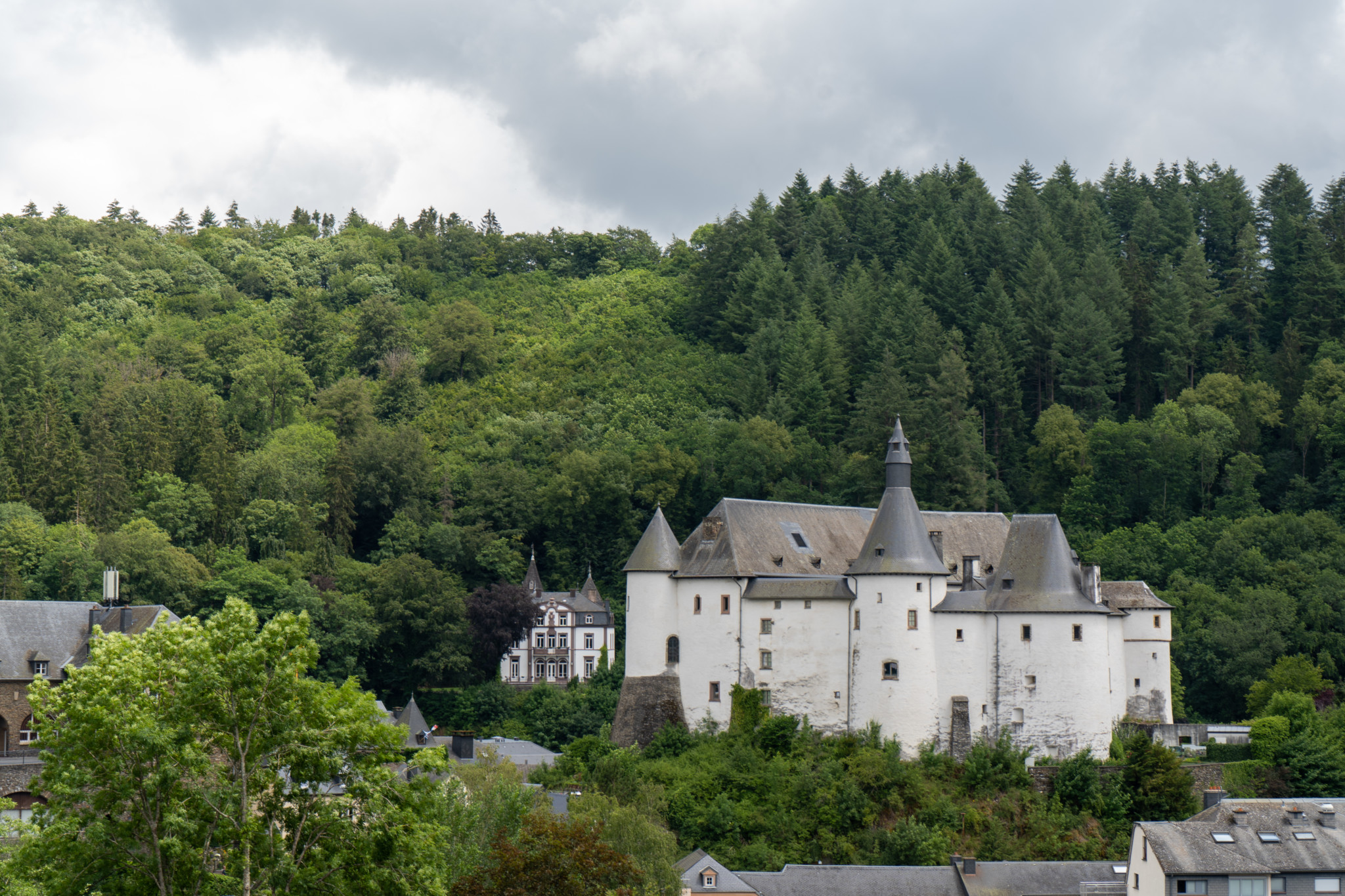 Clervaux in Luxemburg