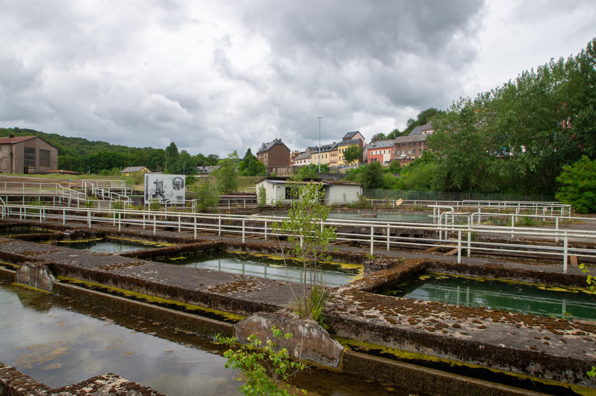 Anlage in Dudelange