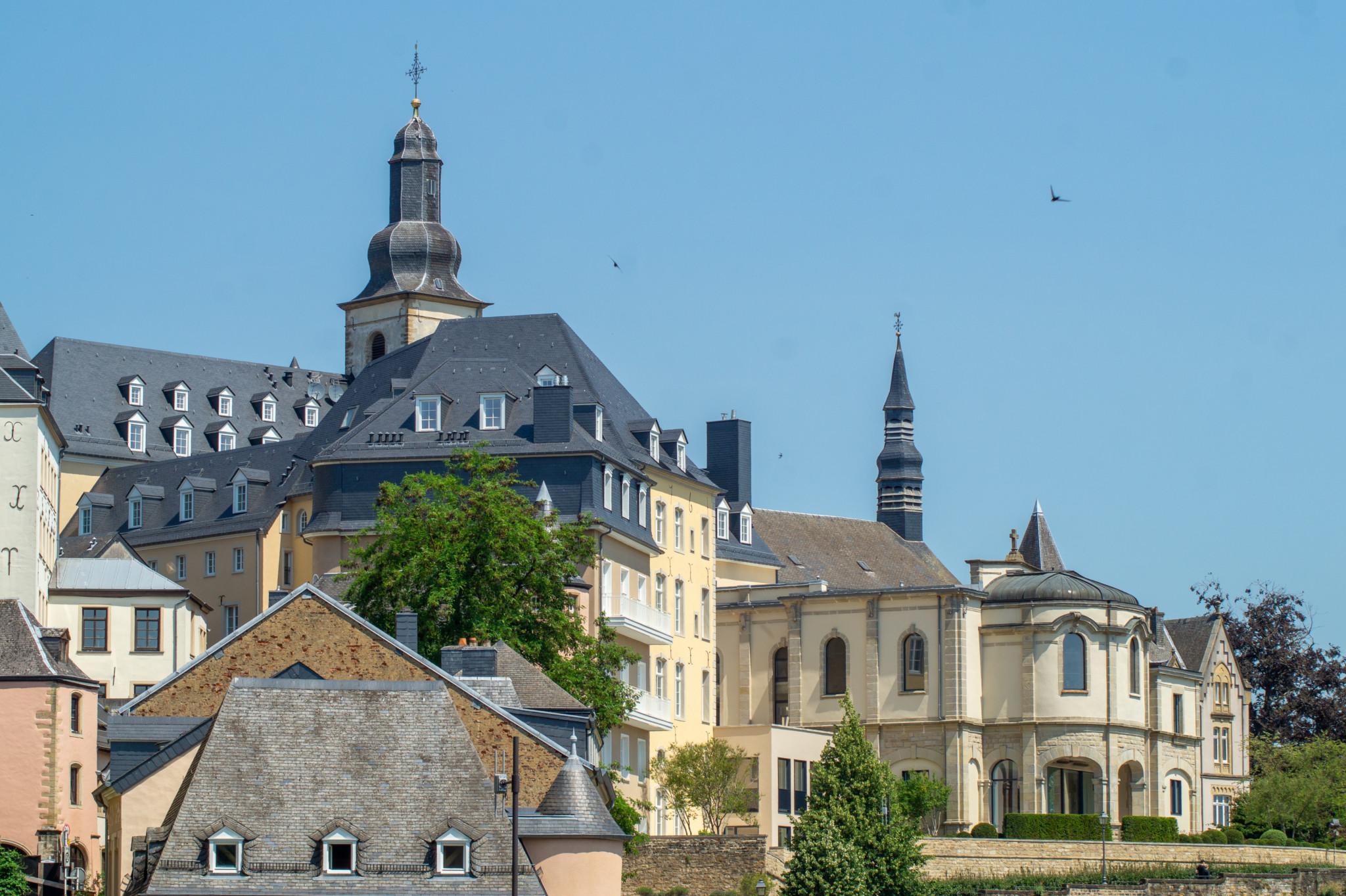 Die schöne Luxemburg Stadt
