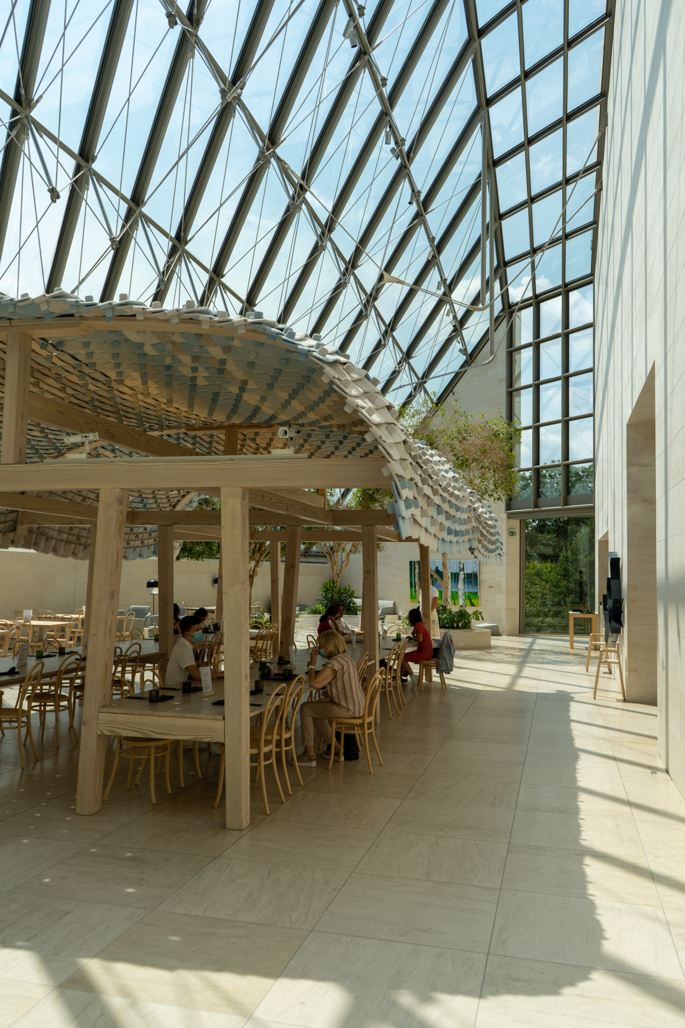 Mudam Museum in Luxemburg