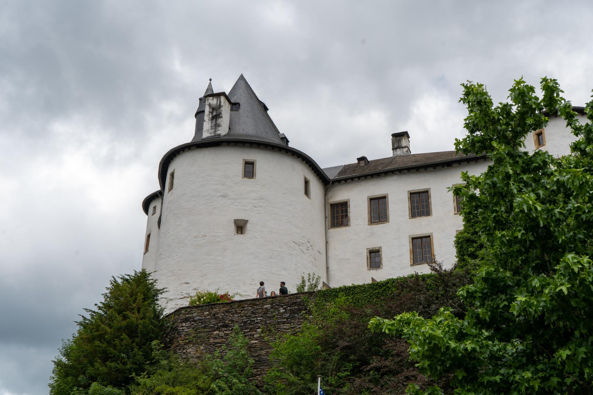 Schloss Cervaux in Luxemburg