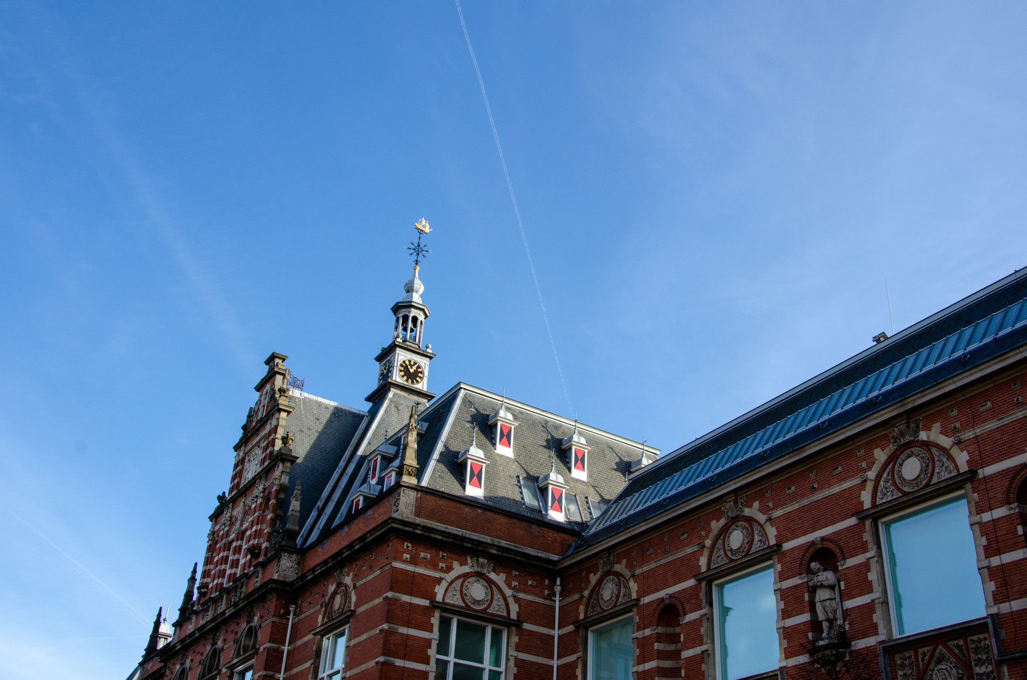 Architektur in Amsterdam