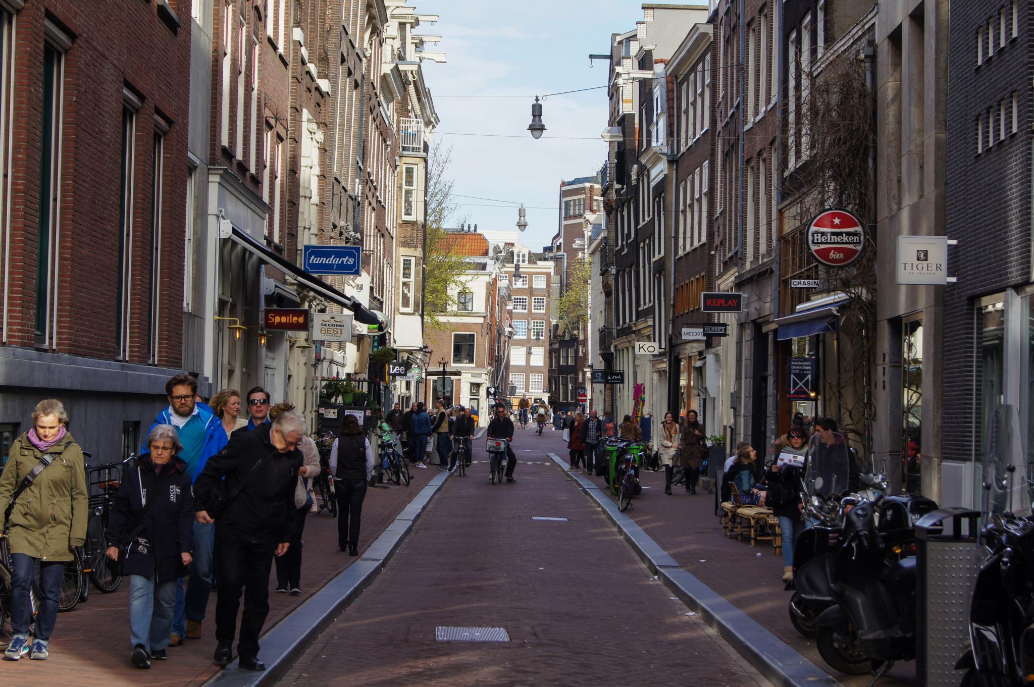 Die Amsterdam Tipps wären nicht vollständig ohne De Pijp.