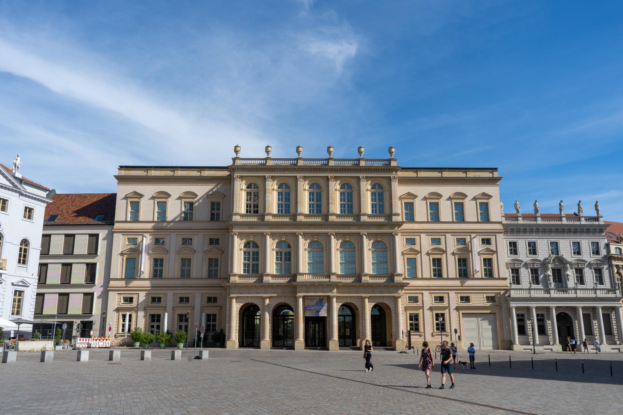 Museum Barberini in Potsdam