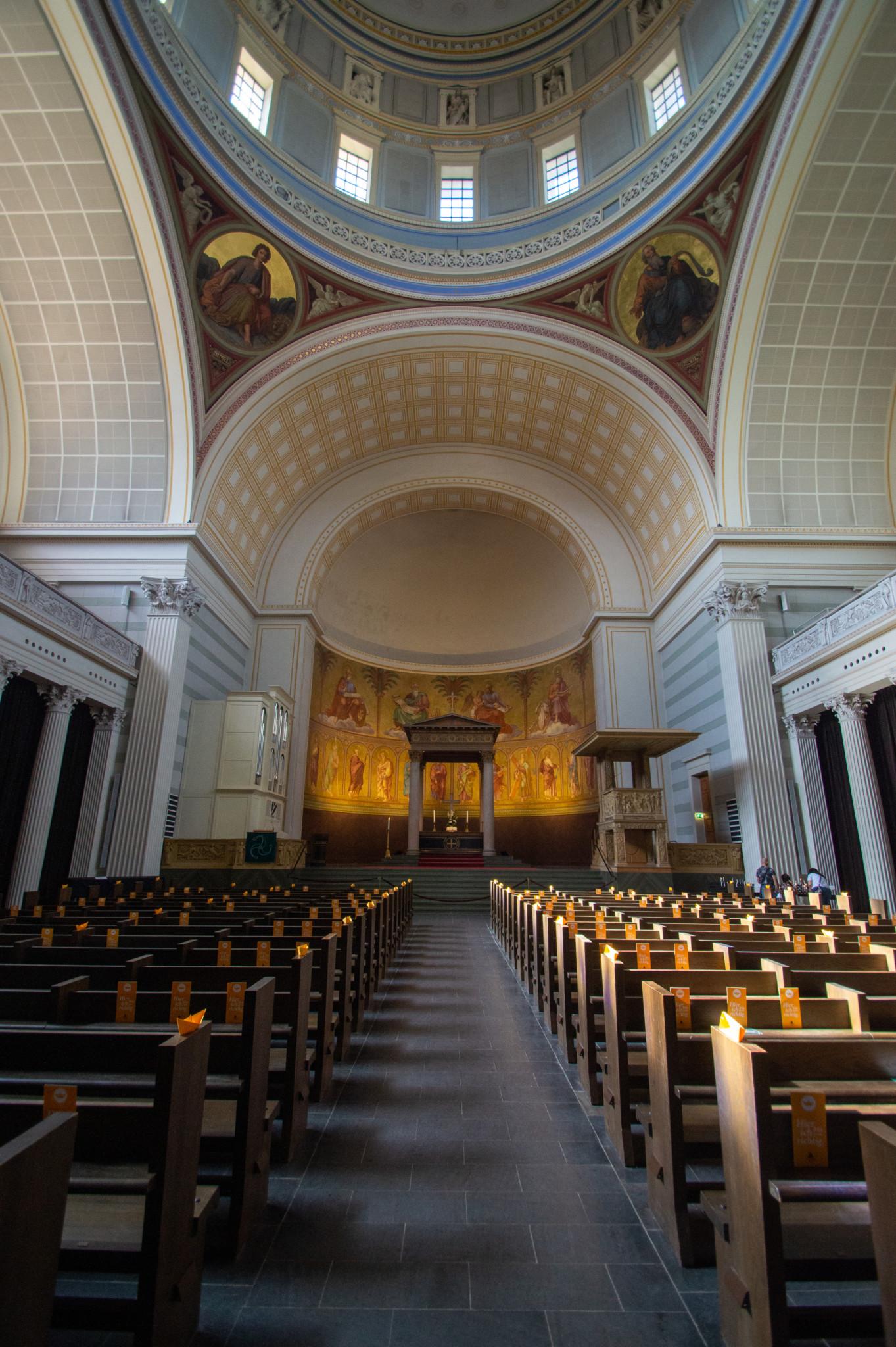St. Nikolaikirche in Potsdam