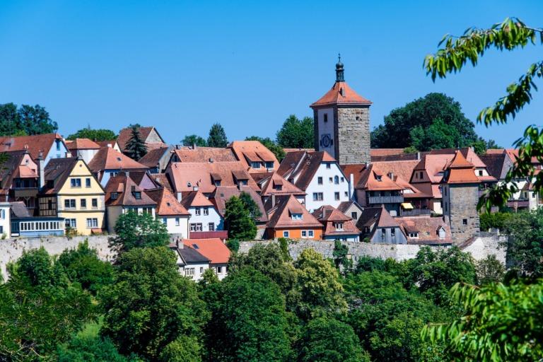 Rothenburg ob der Tauber: Die besten Sehenswürdigkeiten und unsere Tipps
