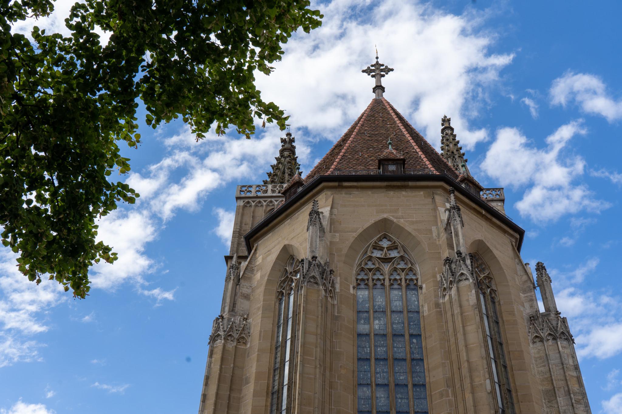 St. Jakobskirche in Rothenburg