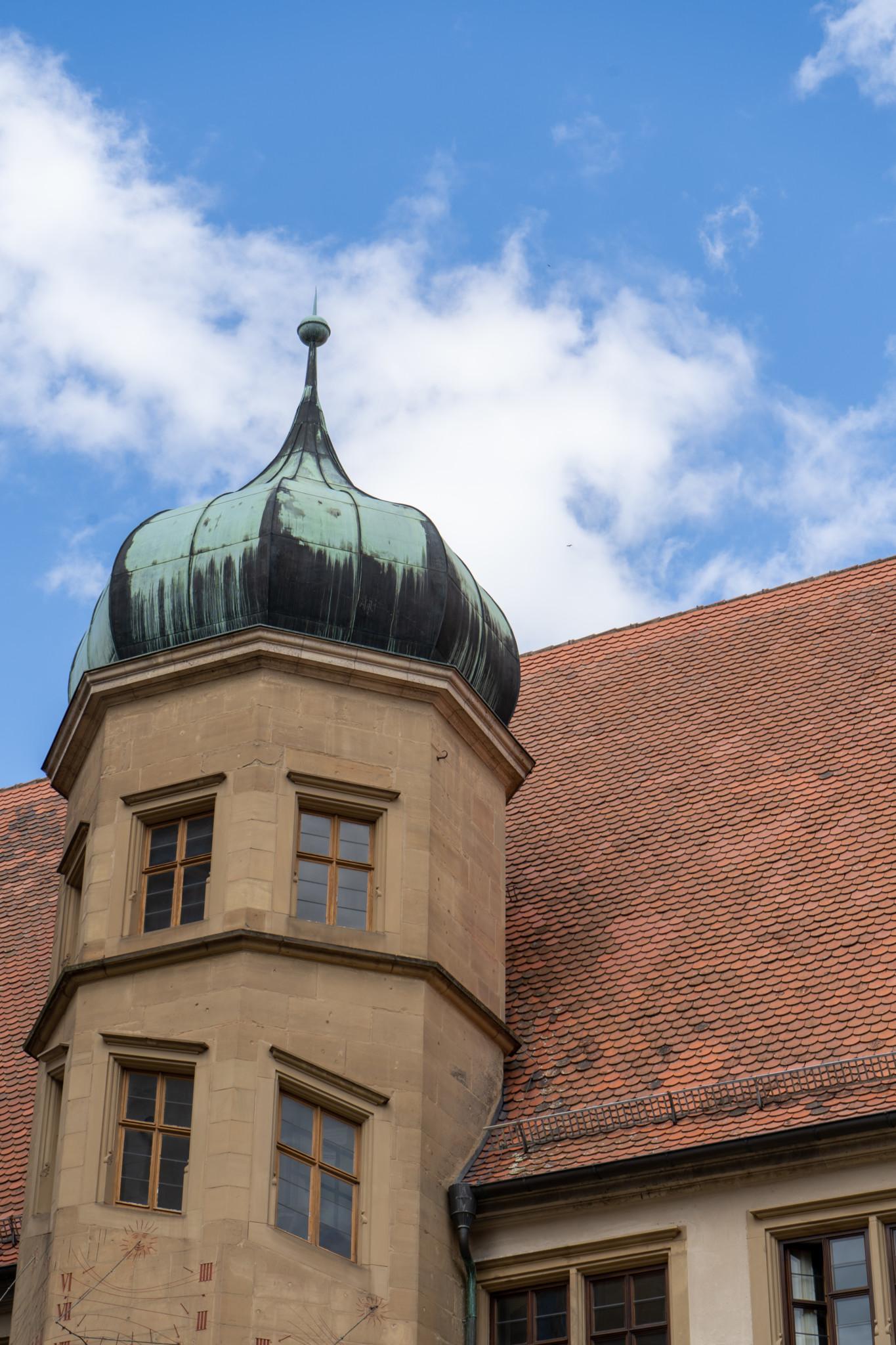 St. Jakobskirche in Rothenburg ob der Tauber