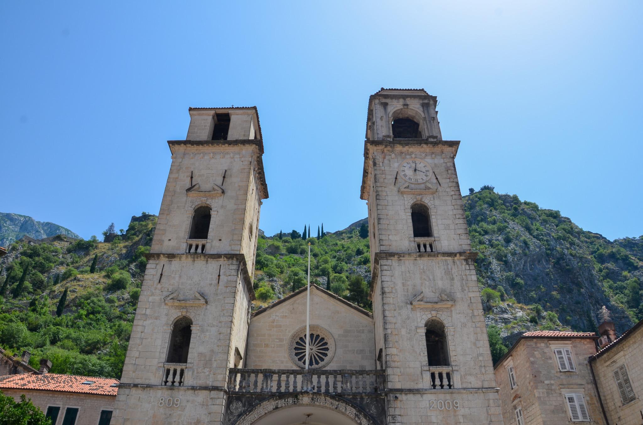 Die Kirche Sveti Trifun ist eine der schönsten Kotor Sehenswürdigkeiten
