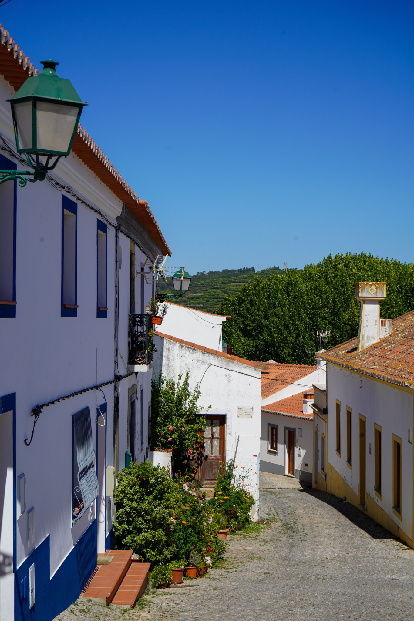Weg zum Castelo do Aljezur