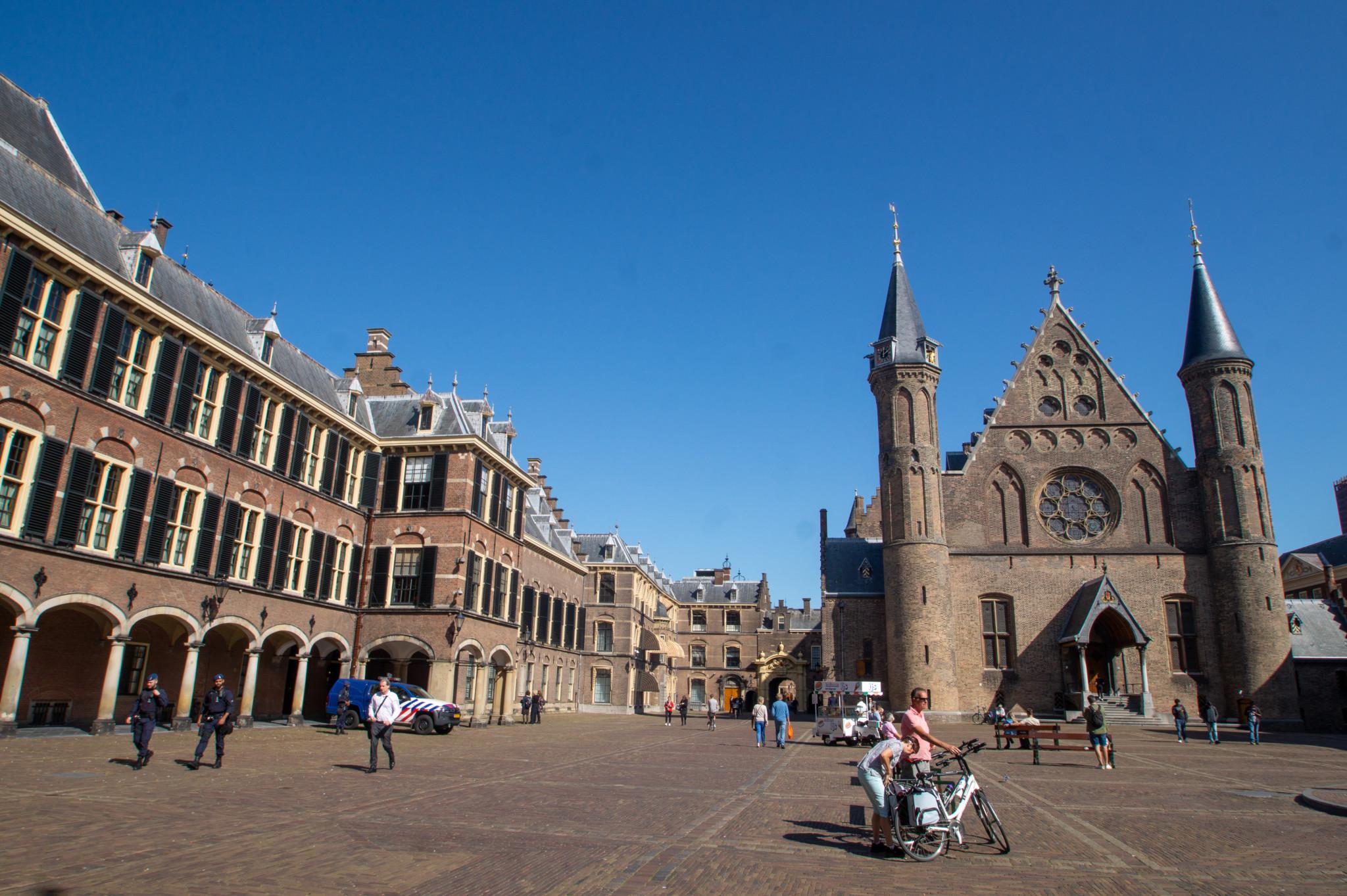 Der Binnenhof gehört zu den wichtigsten Den Haag Sehenswürdigkeiten