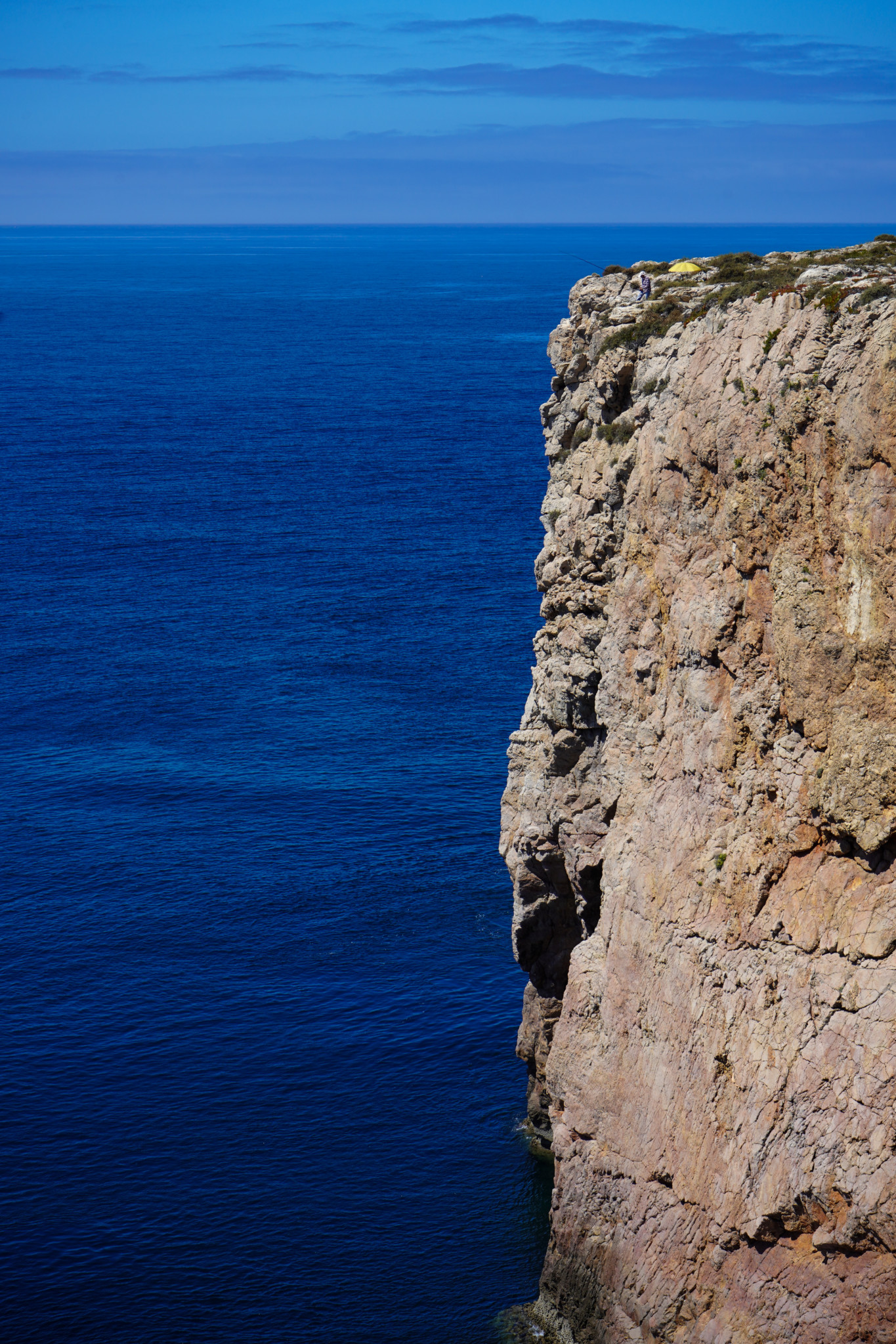 Cabo de Sao Vicente ist eine der wichtigsten Sehenswürdigkeiten an der Algarve
