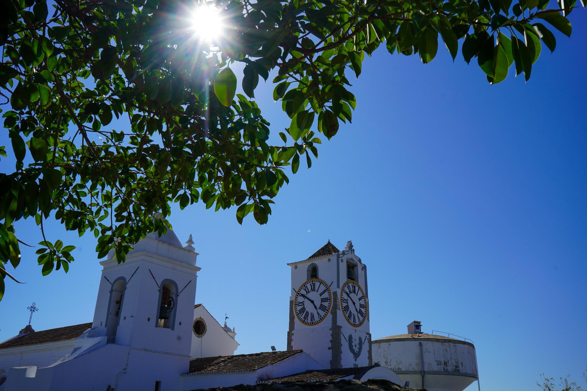 Die Kathedrale in Tavira