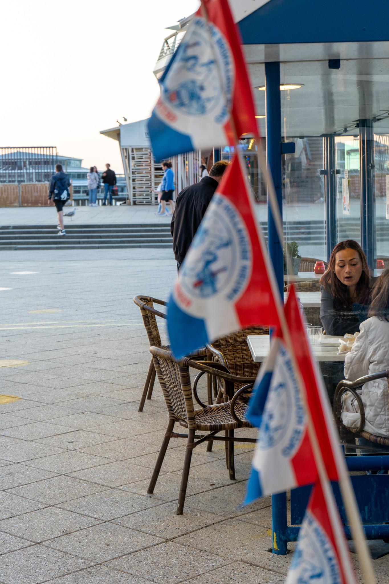 Simonis Kibbeling in Scheveningen