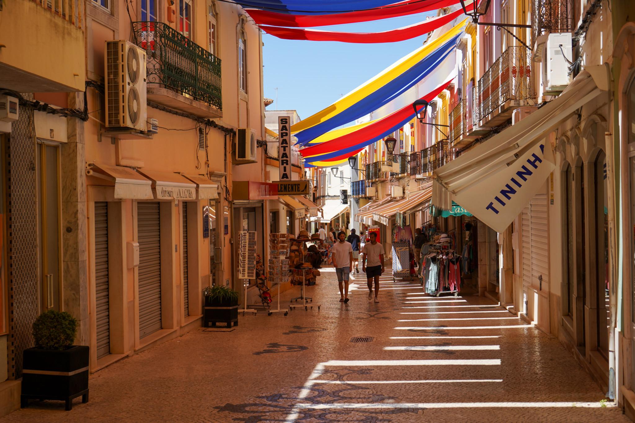 Loule ist eine der versteckten Sehenswürdigkeiten in der Algarve