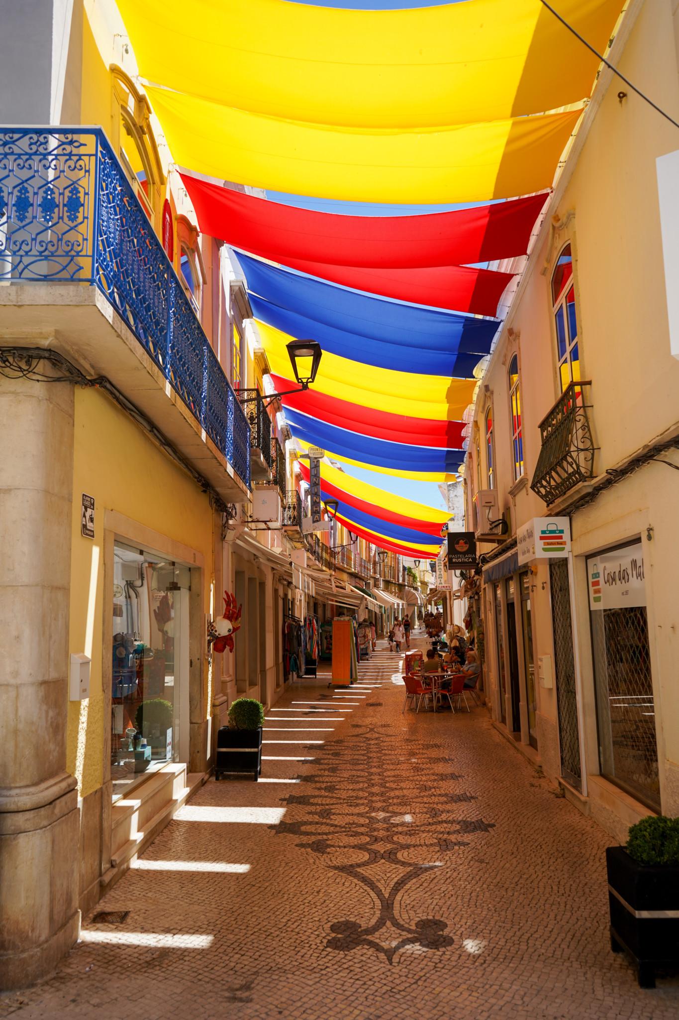 Innenstadt von Loulé