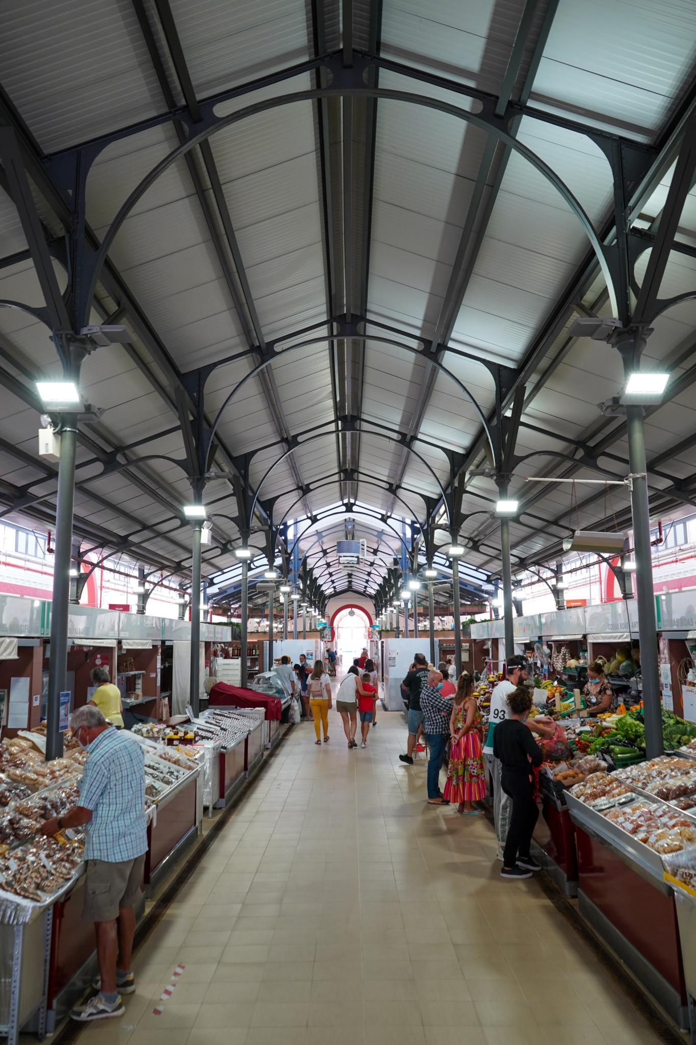 Markt von Loulé
