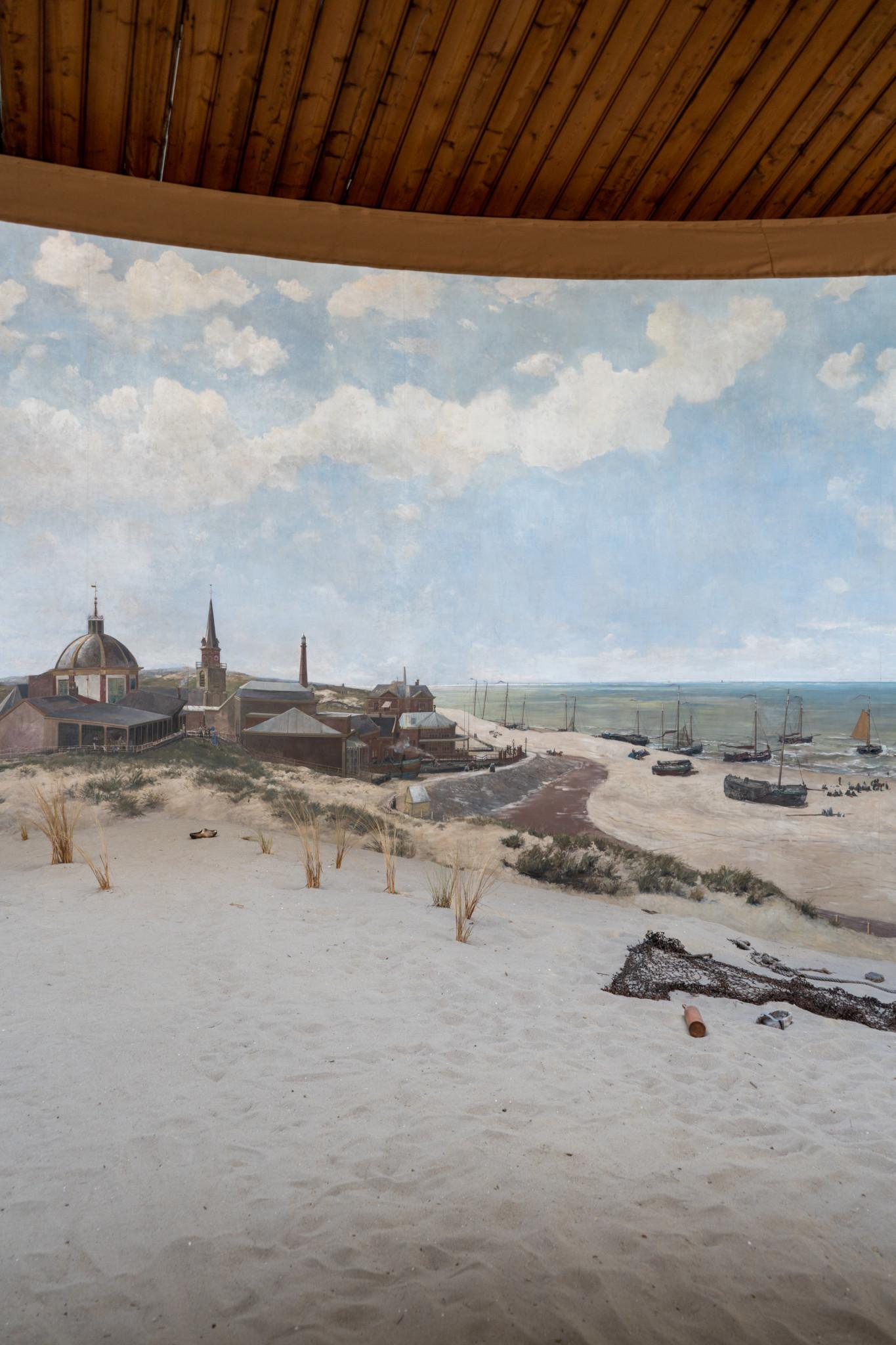 Das Panorama Mesdag gehört ebenfalls zu den Den Haag Sehenswürdigkeiten