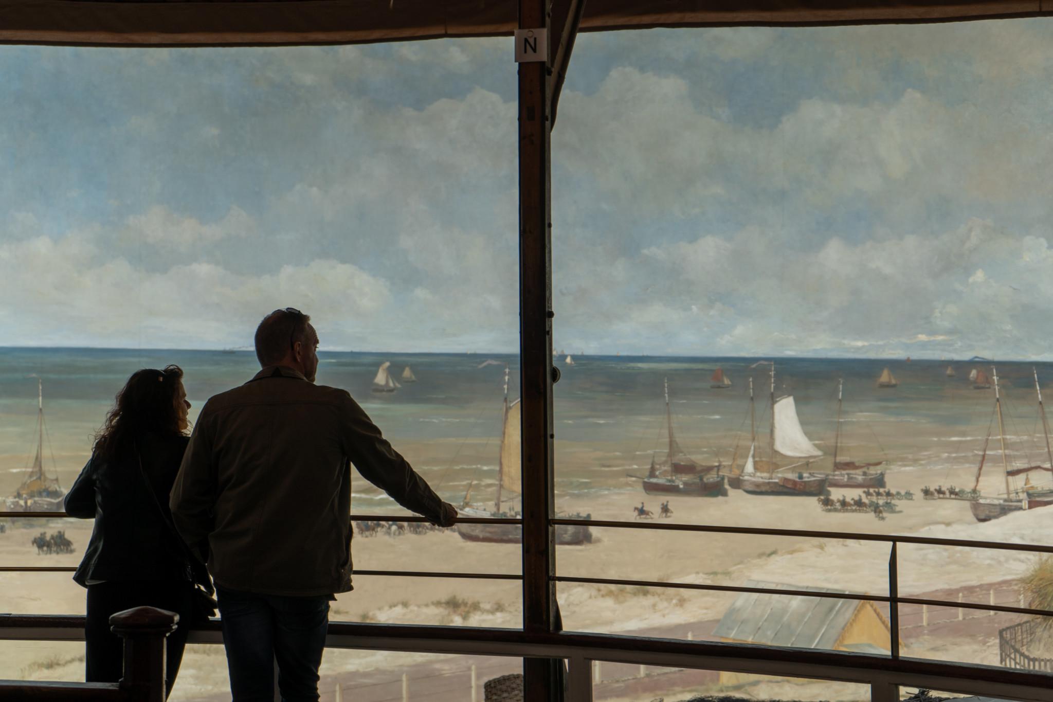 Das berühmte Panorama Mesdag