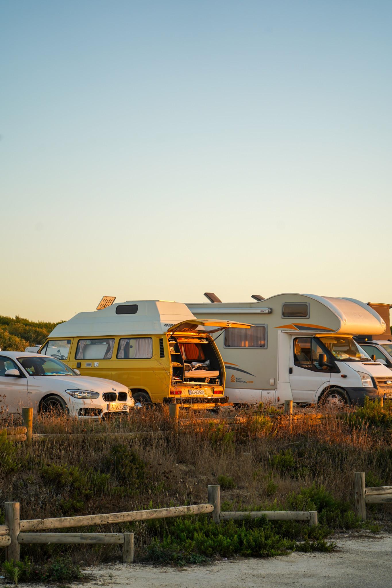 Camping in Odeceixe