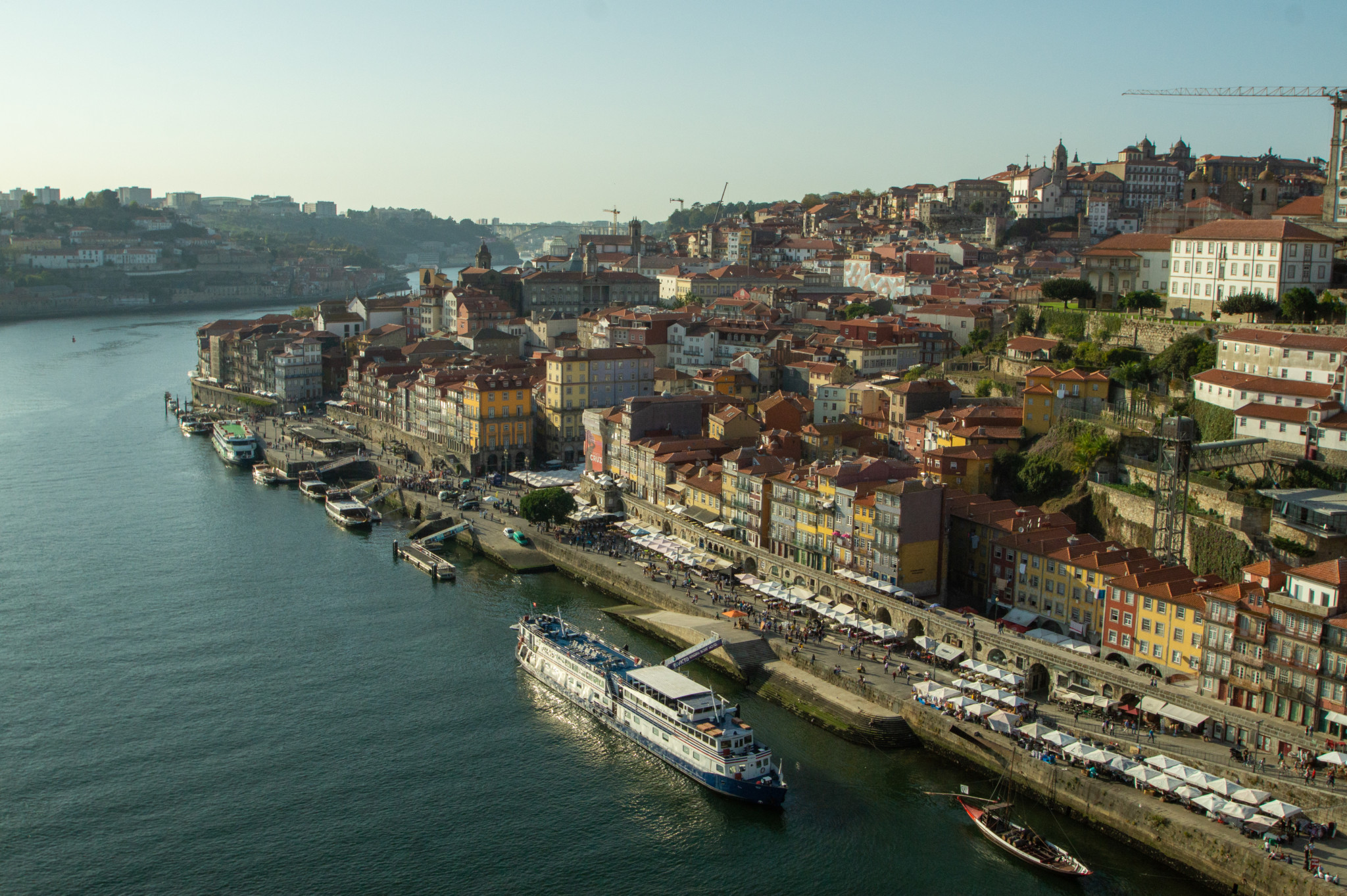 Porto ist der Start des Portugal Roadtrips