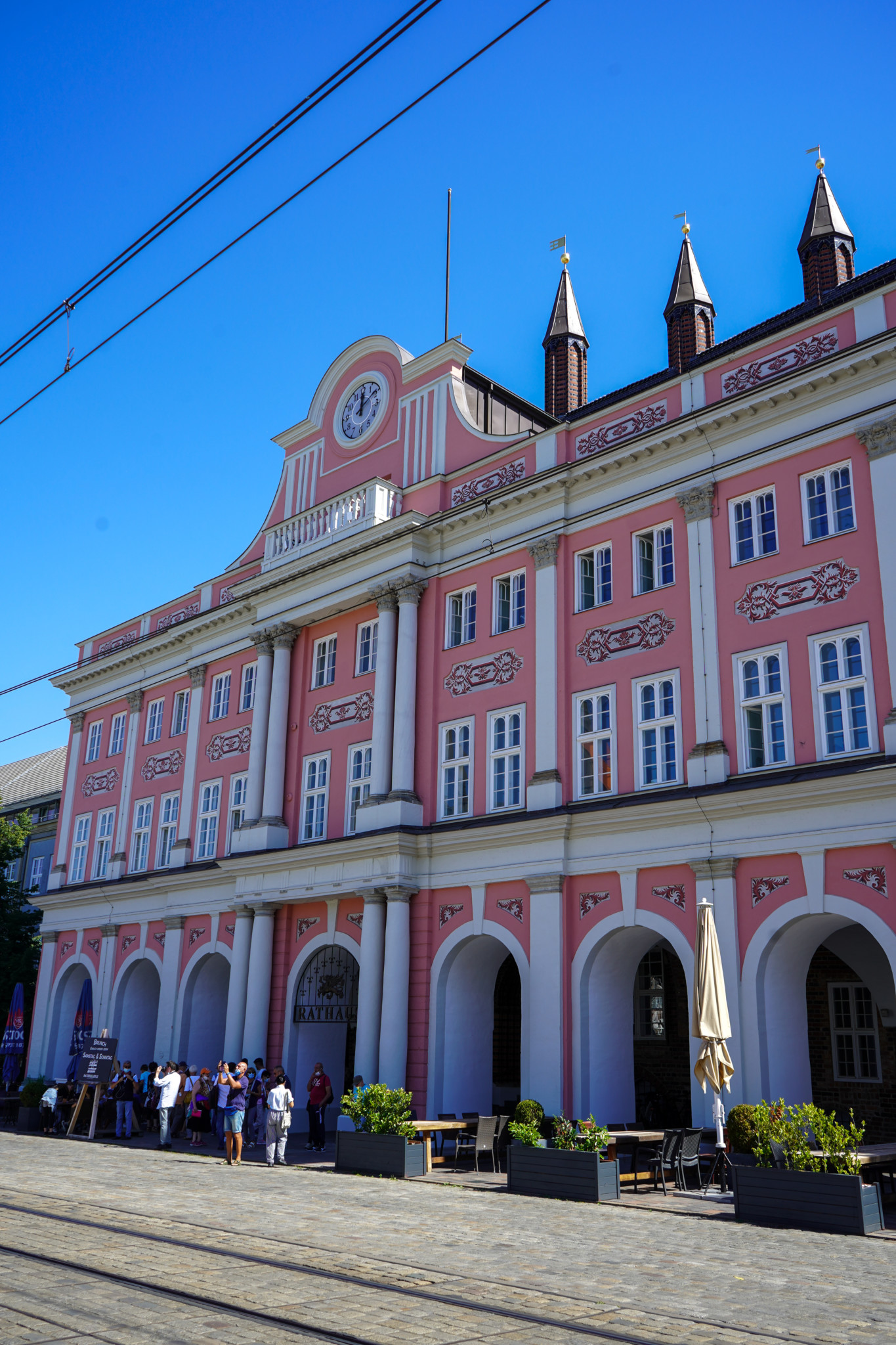 Rostocks Rathaus
