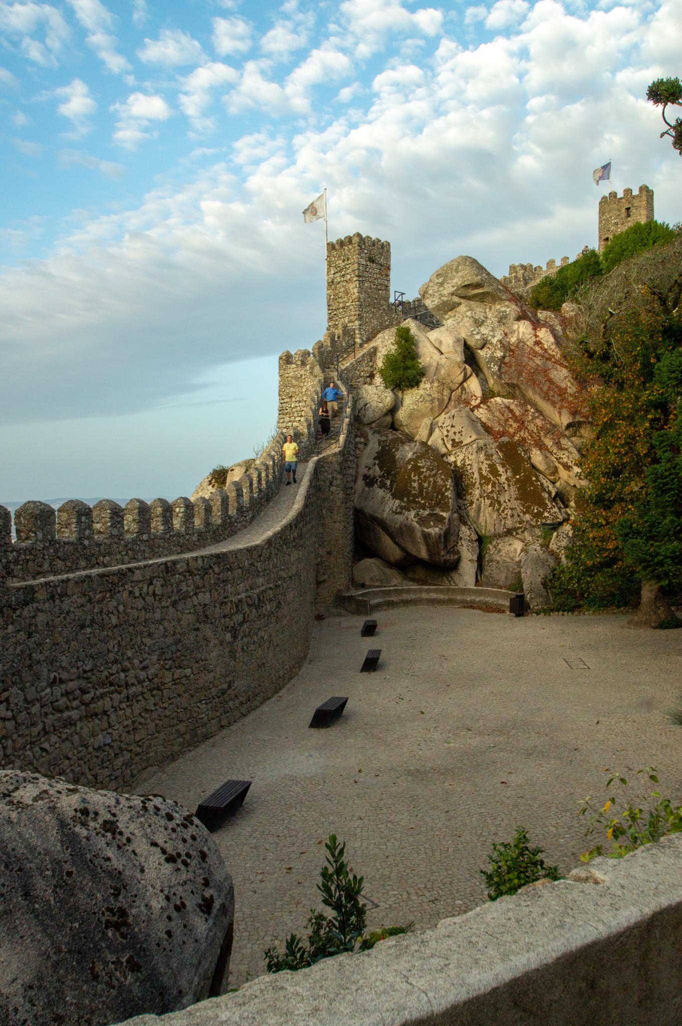 Die Festung von Sintra