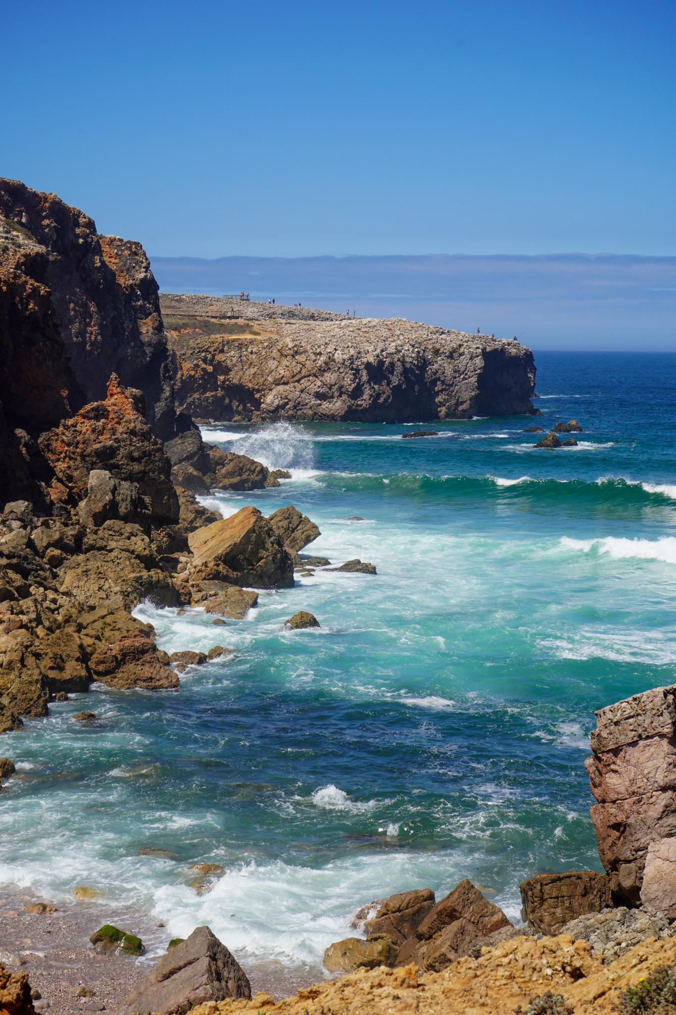Buchten gibt es in der Algarve überall