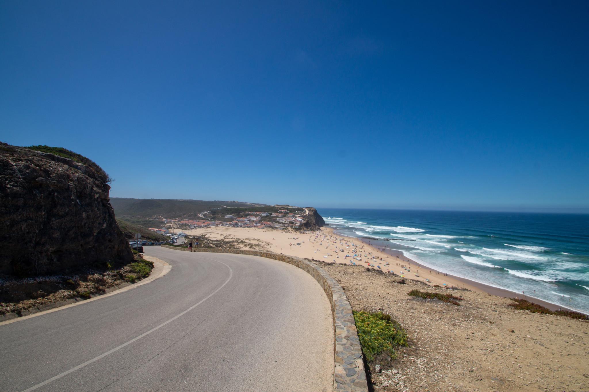So sehen die Straßen in Portugal aus