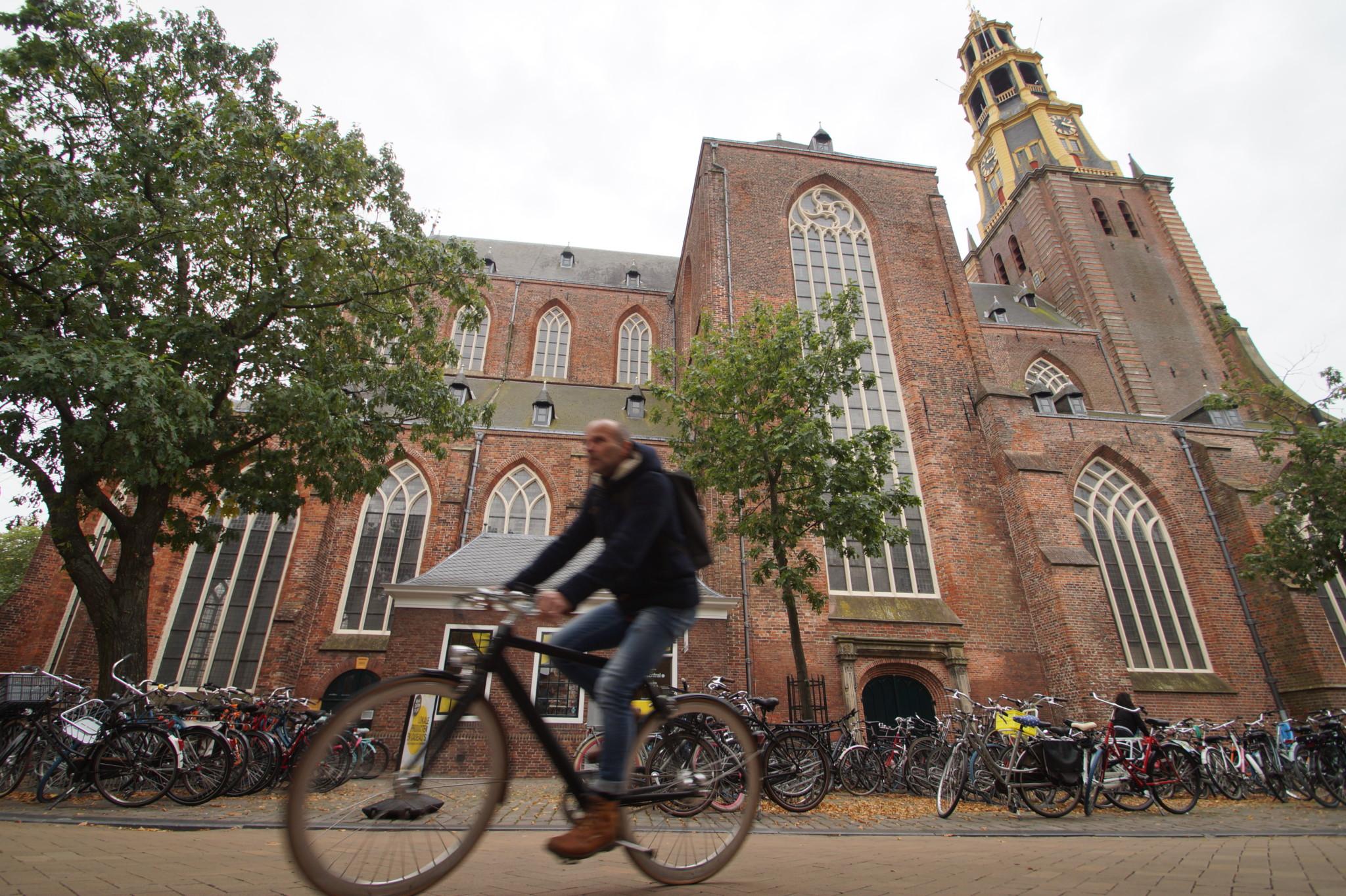 Die AA-Kerk in Groningen