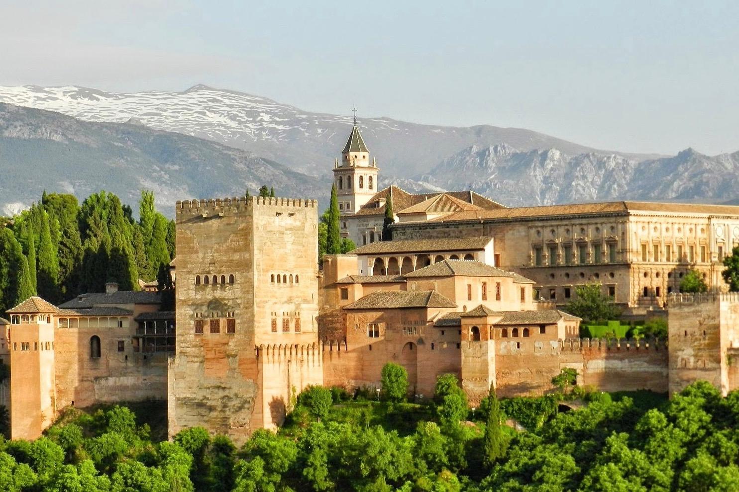 Andalusien lohnt sich im November