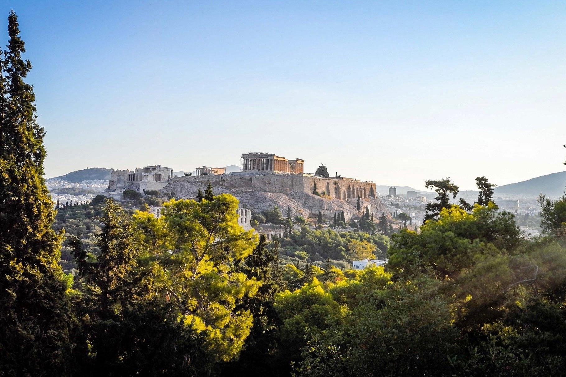 Lust auf Athen im November?