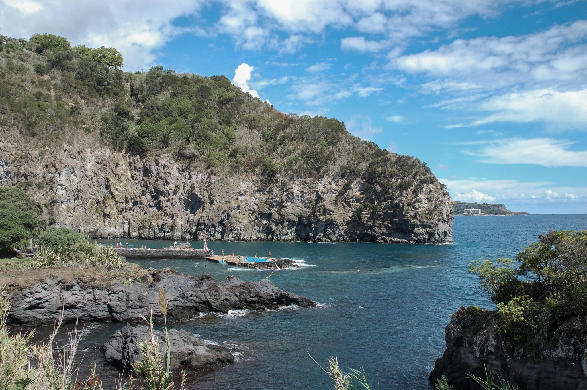 Die Azoren haben eine wunderbare Landschaft