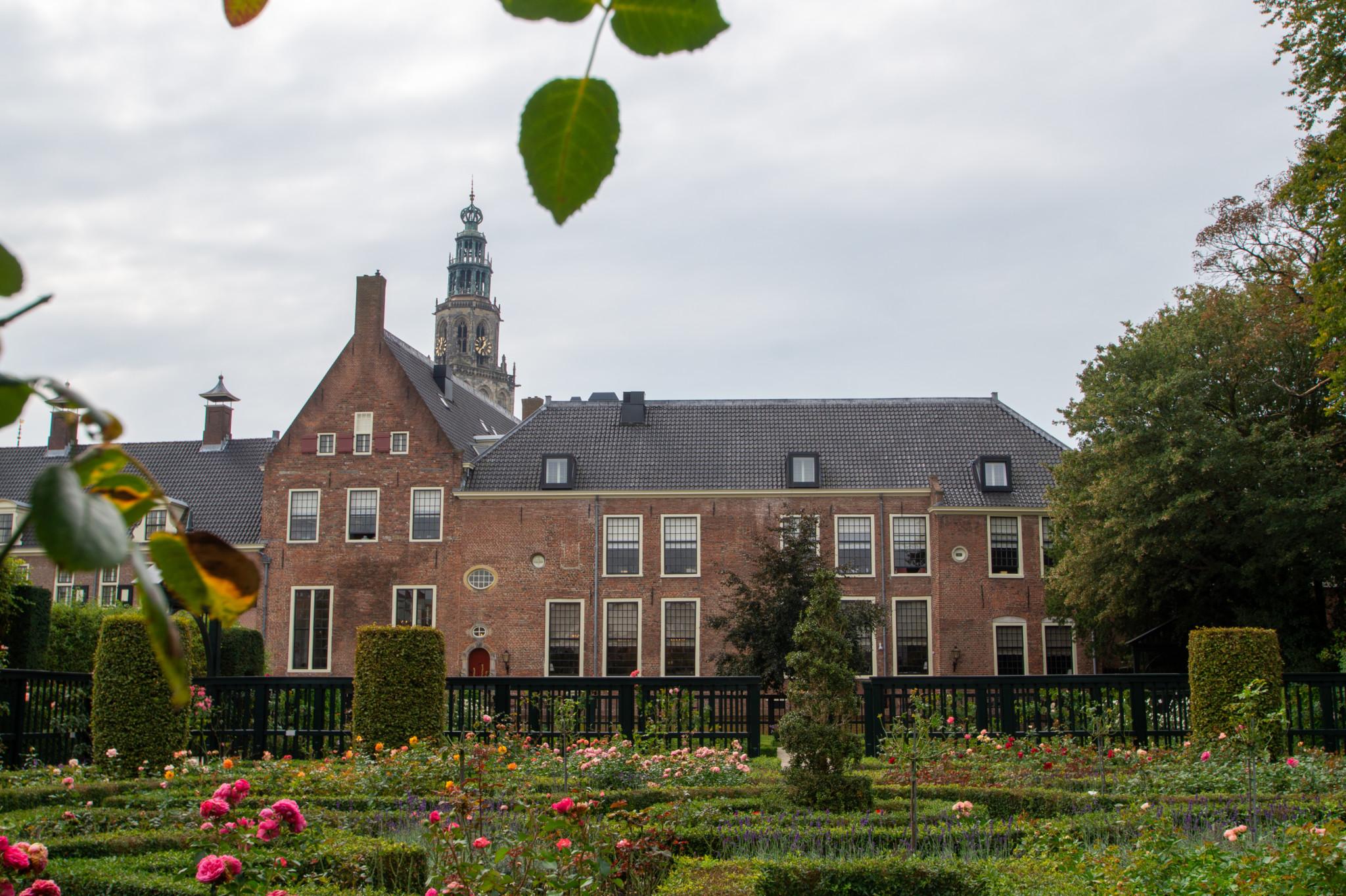 Hotel im Prinsentuin in Groningen