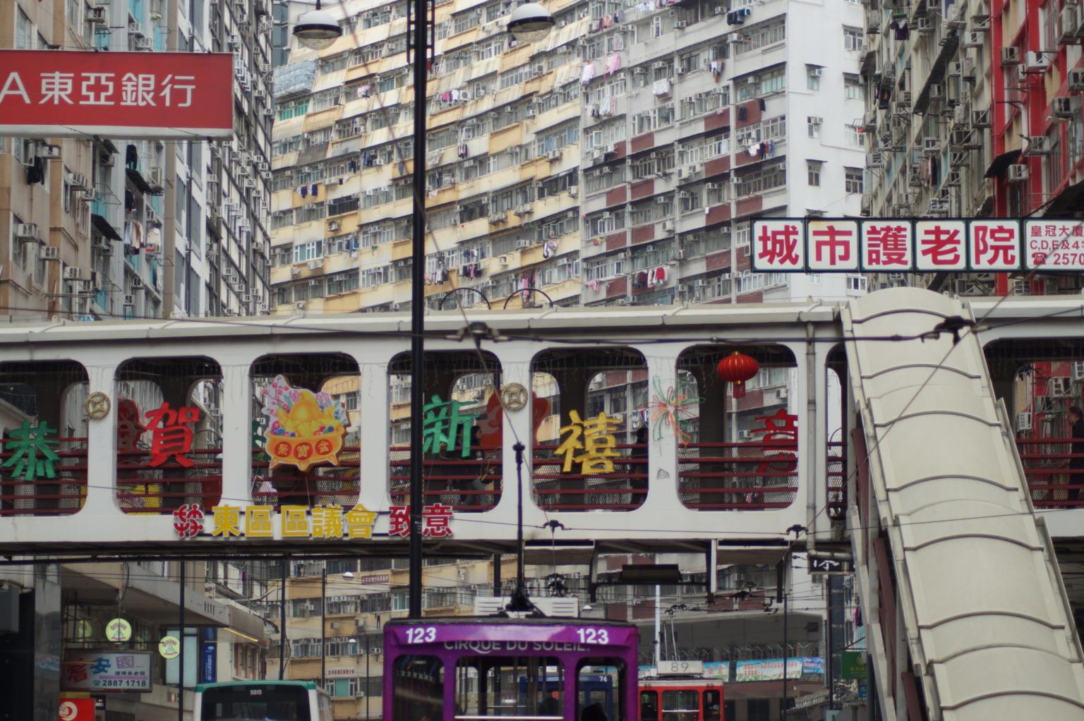 Hongkong ist immer ein tolles Reiseziel