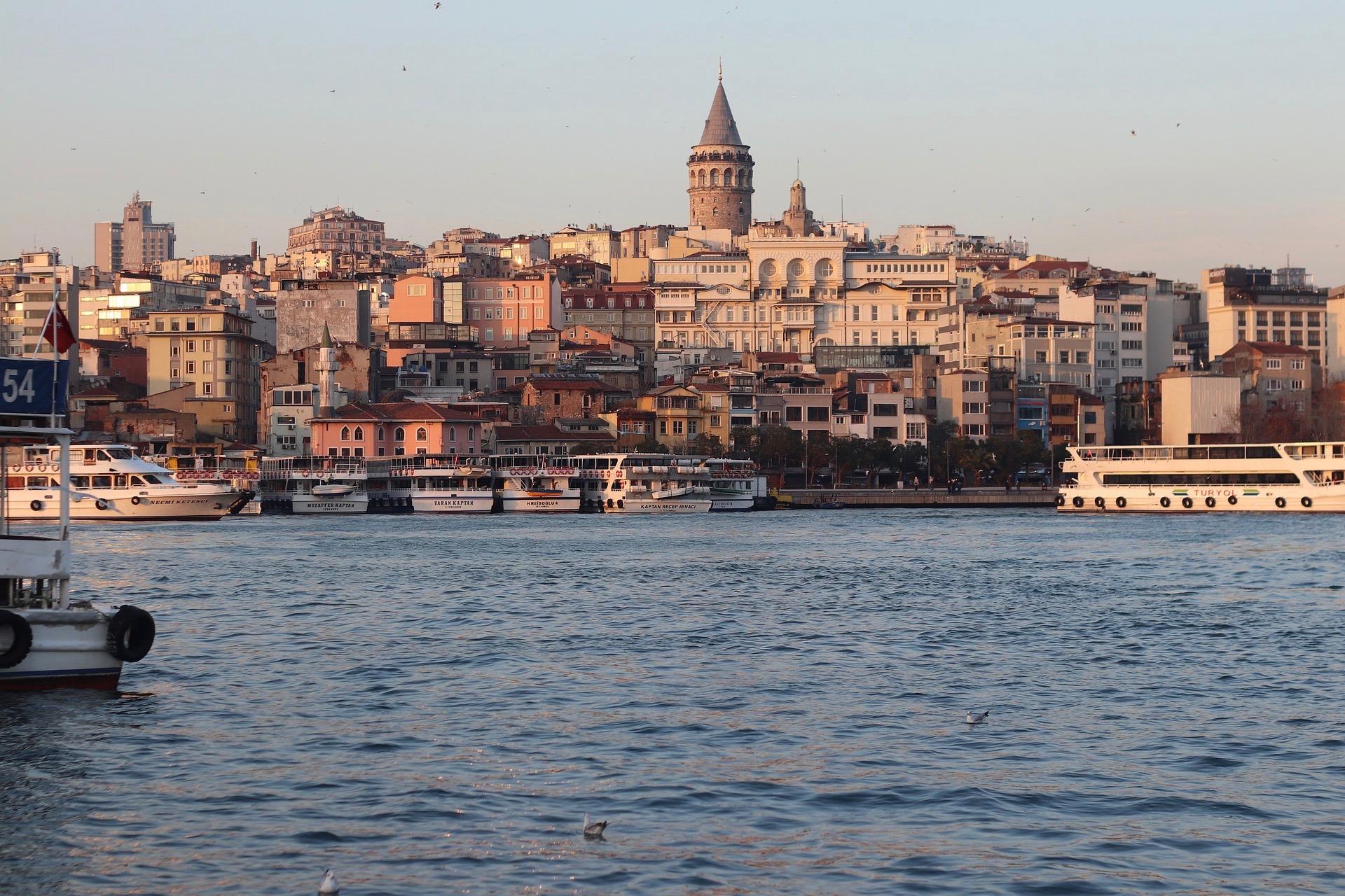 Im Oktober ist es in Istanbul noch schön angenehm
