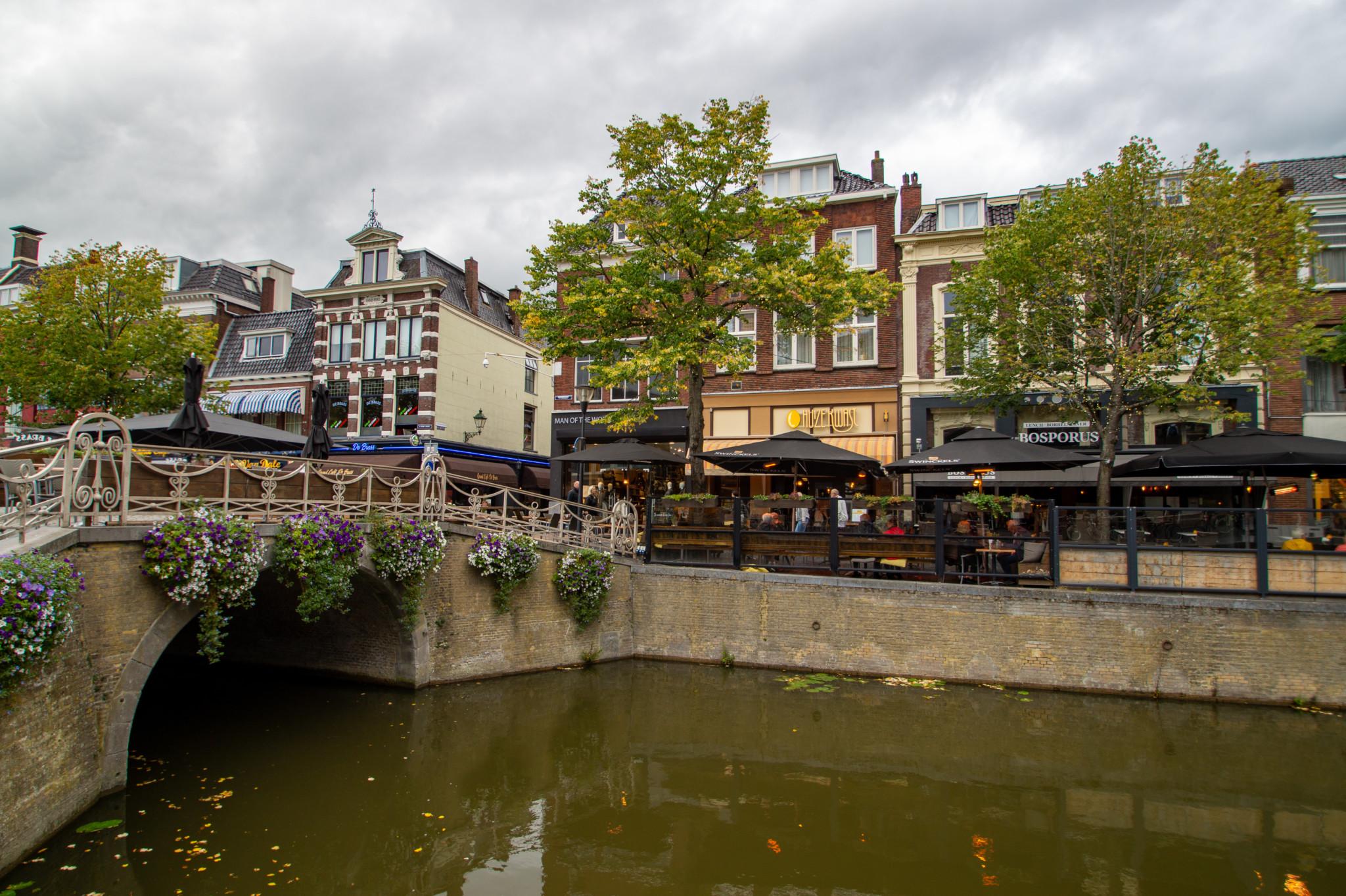 Restaurants in Leeuwarden