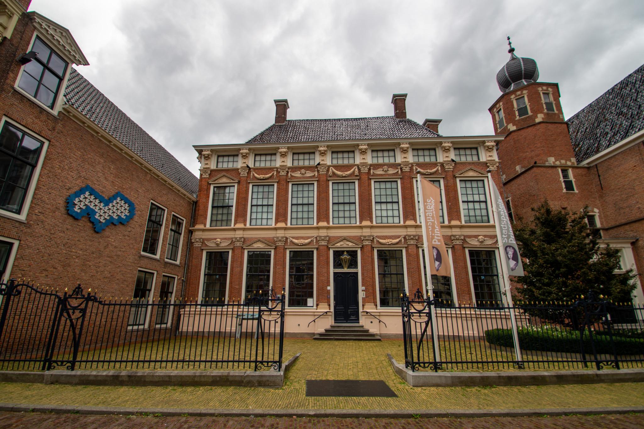 Das Keramykmuseum in Leeuwarden