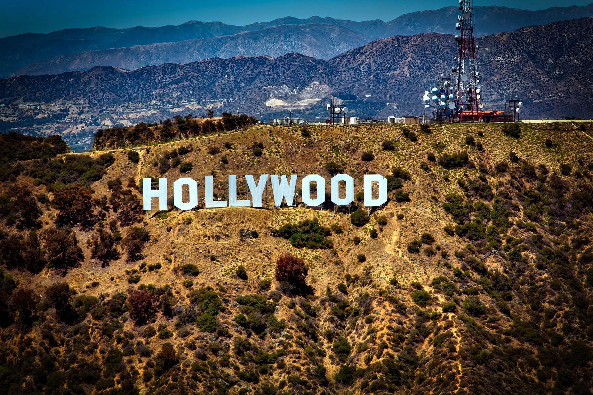 Hollywood im Herbst