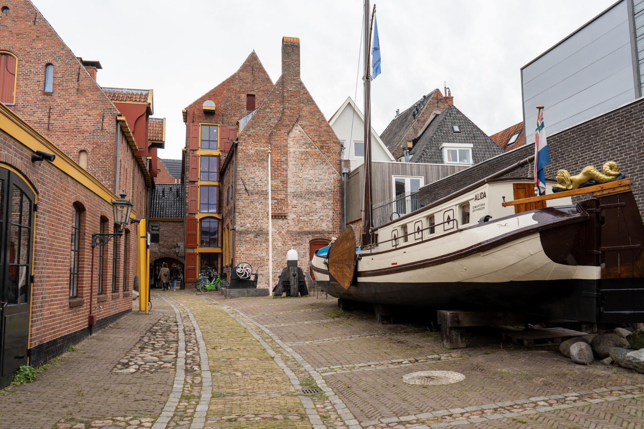Groningens Noorderlijke Scheepvaartsmuseum