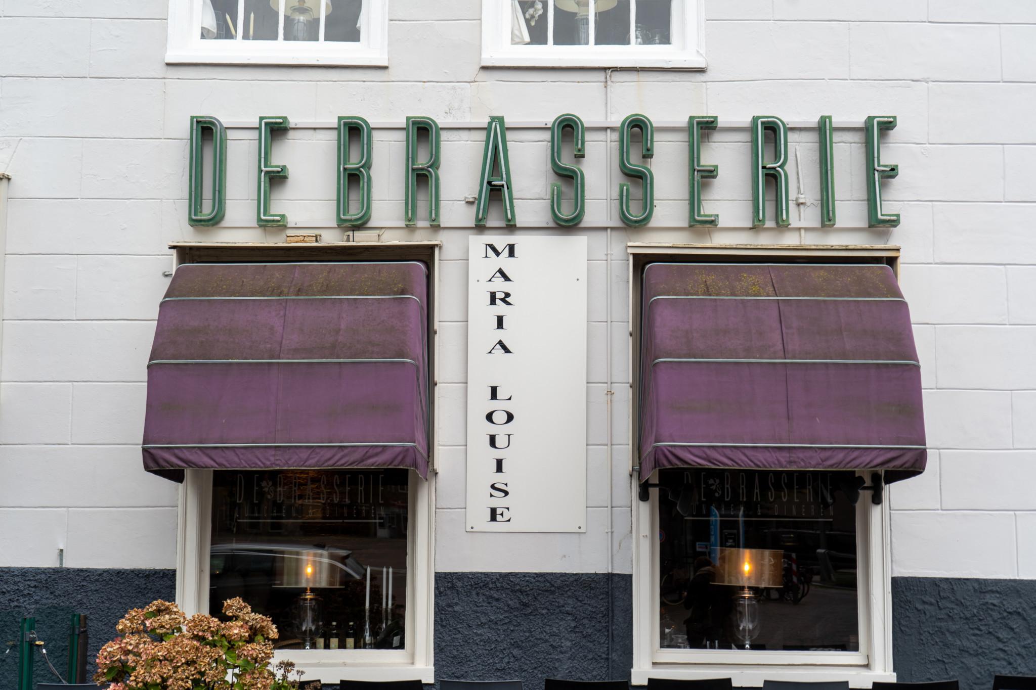 Schickes Restaurant in Leeuwarden