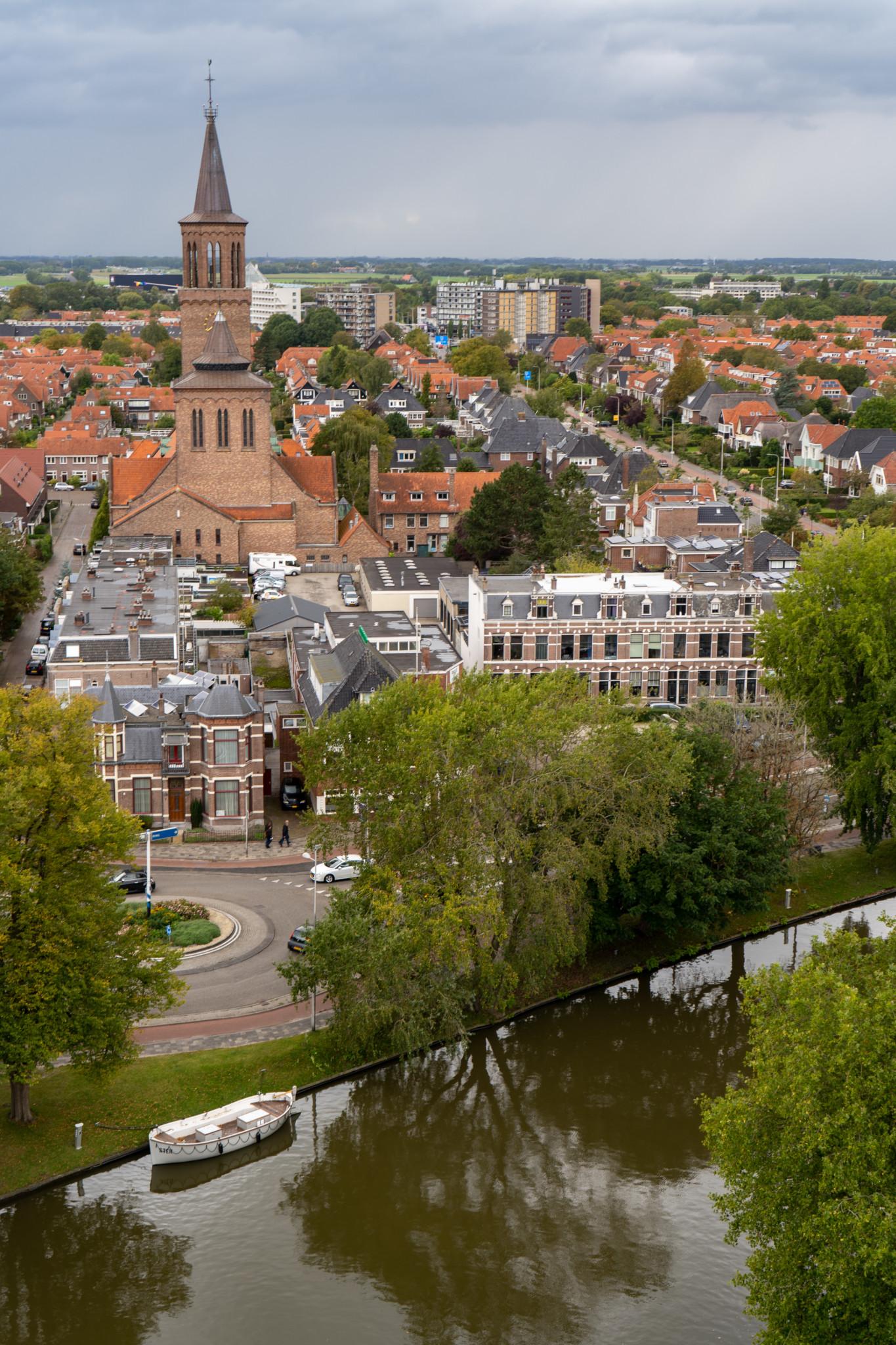 Saint Boniface Kirche in Leeuwarden