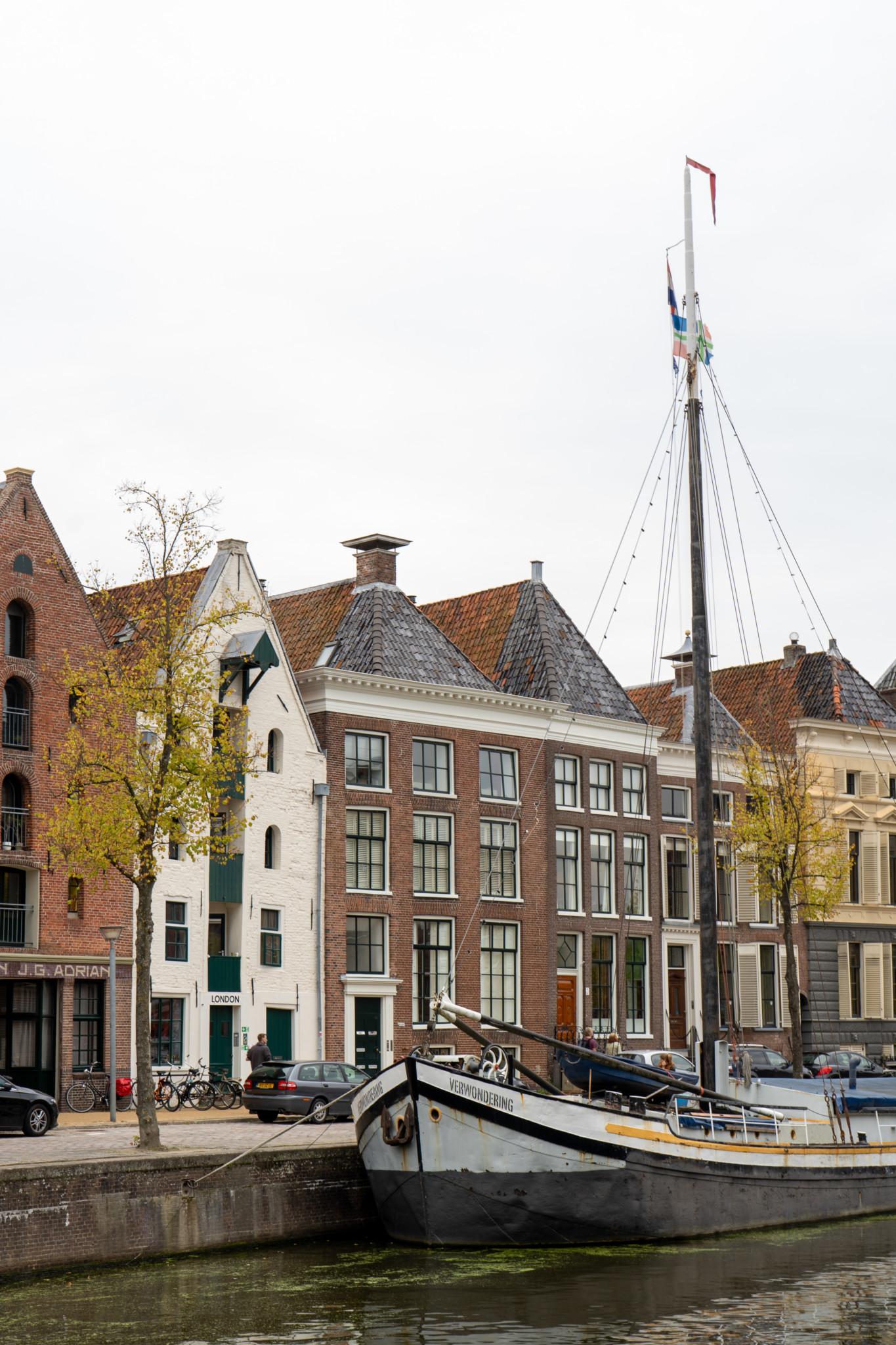 Hoge A in Groningen