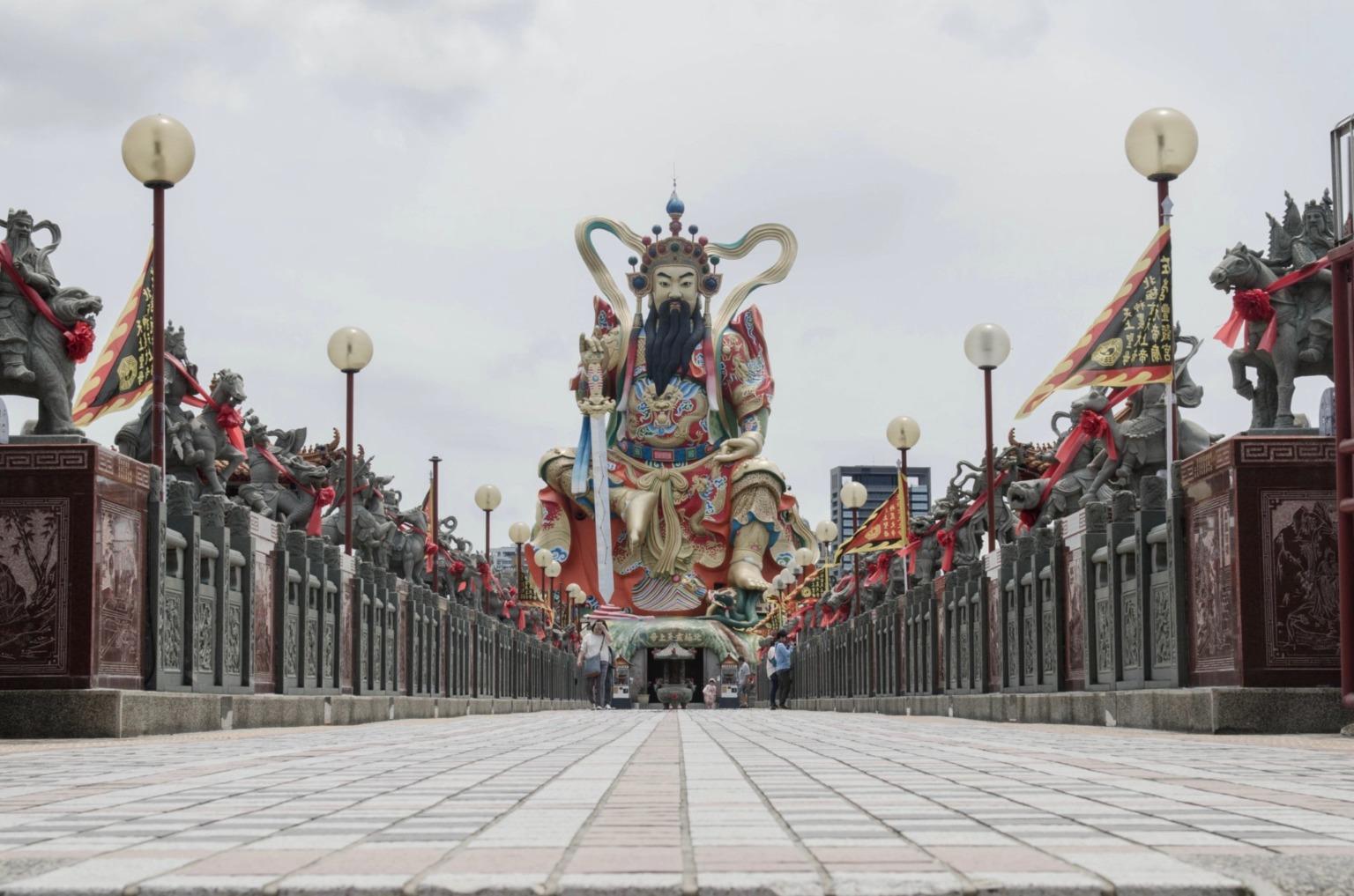 Taiwan gehört noch zu den unbekannten Reisedestinationen