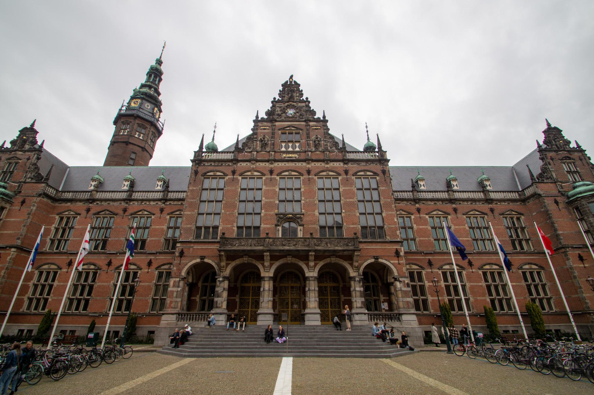 Die Universität Groningen ist sehenswert