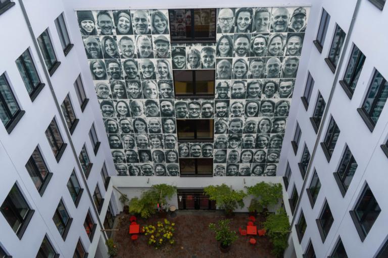 25hours Hotel Frankfurt The Trip: An einem Tag um die Welt