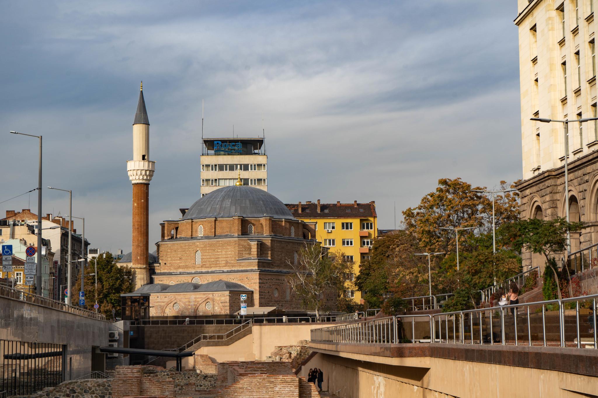 Banja-Baschi-Moschee in Sofia