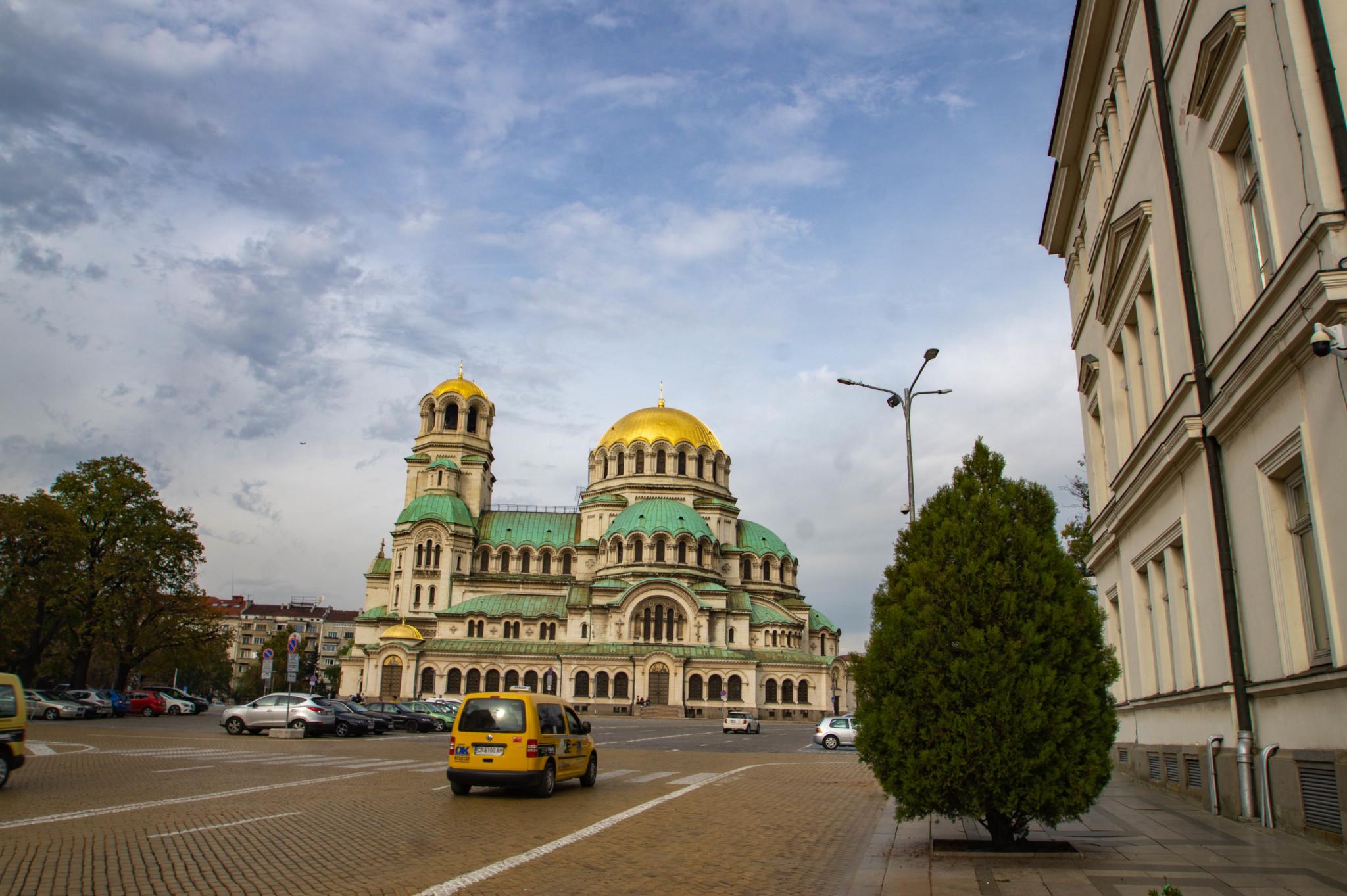 Alexander Newski Kathedrale in Sofia
