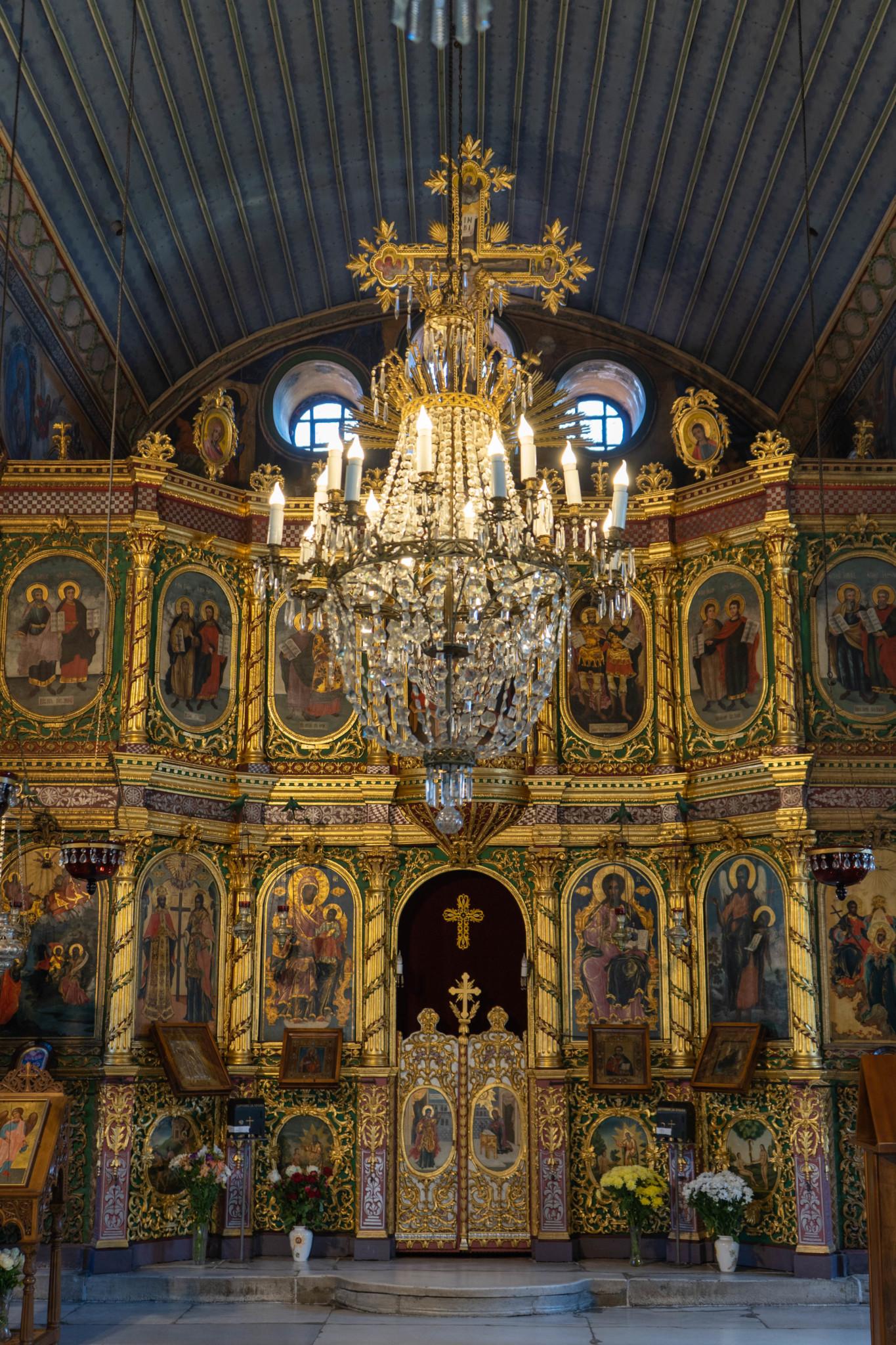Wichtige Plovdiv Sehenswürdigkeit: Konstantin und Elena Kirche